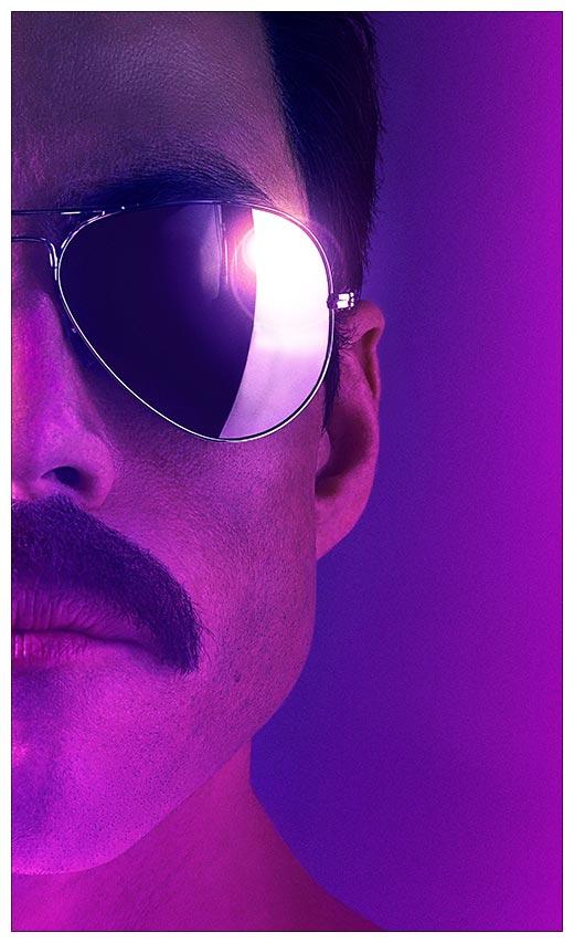 Хардпостер (на твёрдой основе) Bohemian Rhapsody / Богемская рапсодия